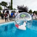 Danzatrice nella Sfera sull'Acqua per Show d'Accoglienza…Euro ......*