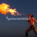 Show Mozzafiato con Demon Re del Fuoco…Euro ......*