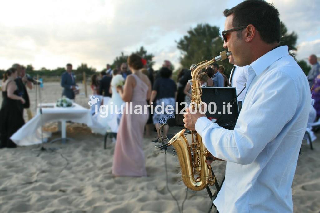 sassofonista-matrimonio