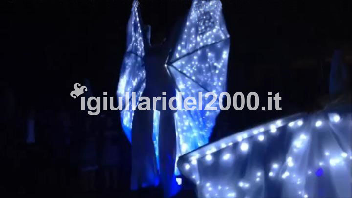 Show Farfalle Luminose per Party e Cerimonie