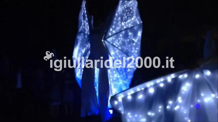Show Farfalle Luminose per Party e Cerimonie