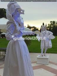 Statue Viventi Barocco