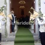 Uscita Sposi dalla Chiesa Nuziale conTrombe Egiziane…Euro ......*